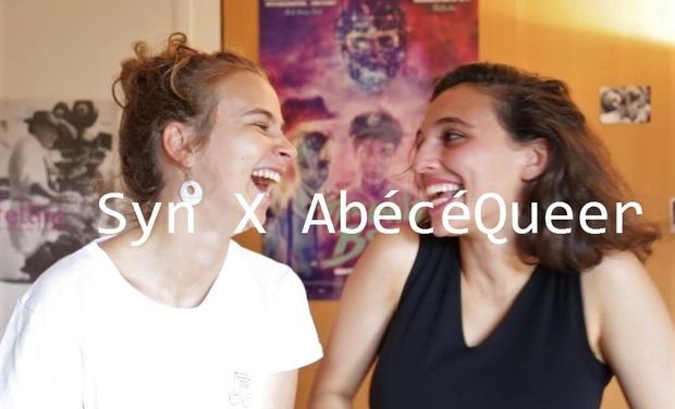 Visuel du projet Syn X AbécéQueer - Projet audiovisuel