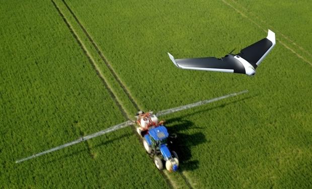 Visuel du projet Drone agricole par Lorndrones