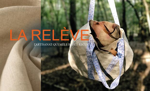 Visuel du projet La Relève, l'artisanat qui mêle bio et recup'