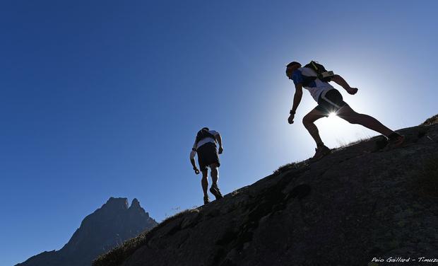 Visuel du projet Un salarié pour Trail Runner Foundation !