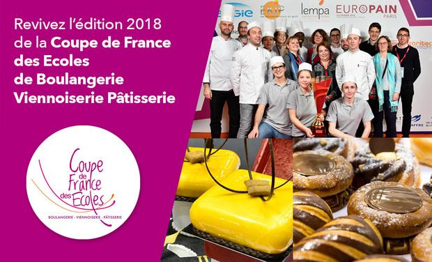 Visuel du projet Soutenez la Coupe de France des Ecoles en Boulangerie Viennoiserie Pâtisserie