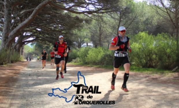Visuel du projet Trail de Porquerolles 2019 pour Handicap International