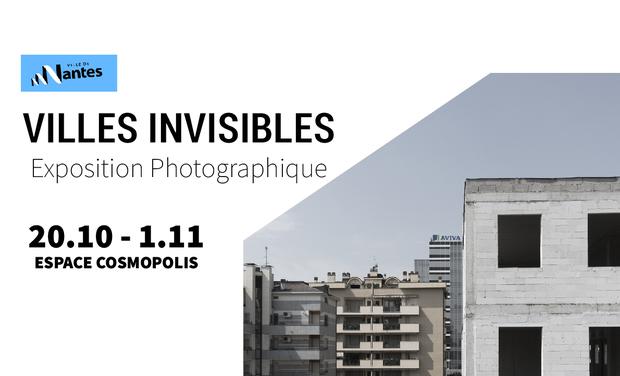 Visuel du projet Villes Invisibles