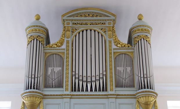 Project visual Jean-Sébastien BACH Organ Works vol 4