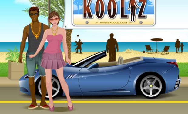 Project visual Update online game Kooliz