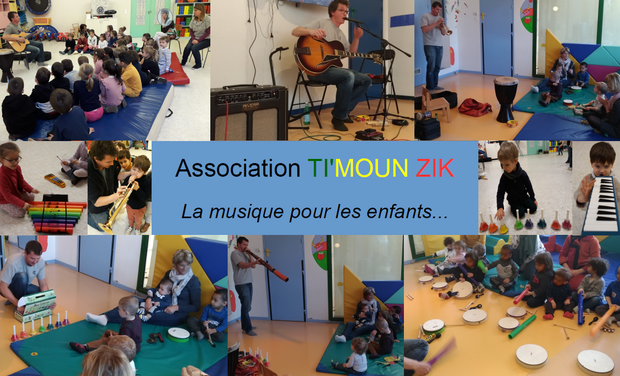 Visuel du projet TI'MOUN ZIK crée une école d'éveil musical à Sarlat