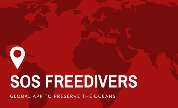 Visueel van project SOS Freedivers