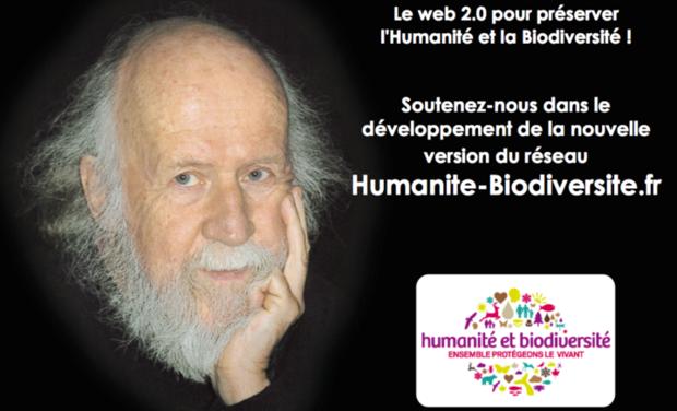 Project visual Le web 2.0 pour préserver l'Humanité et la Biodiversité !