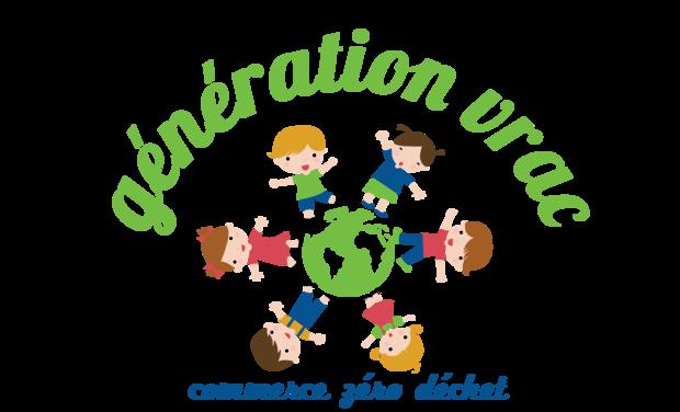 Project visual GENERATION VRAC commerce zéro déchet