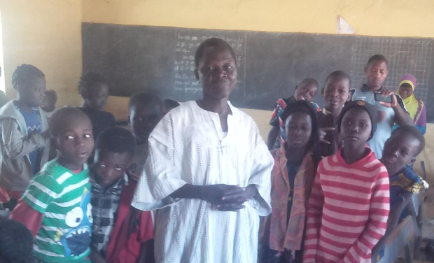 Project visual Burkinabéduc': Give a chance to the youth of Burkina Faso to change the world