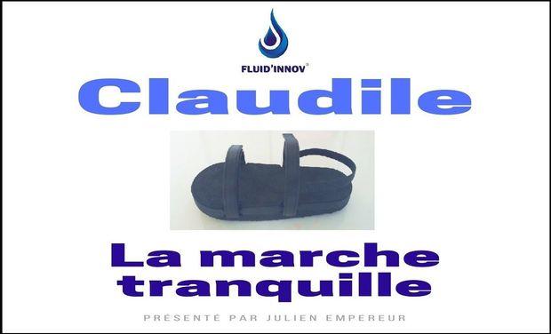 Visuel du projet Claudile - La marche tranquille