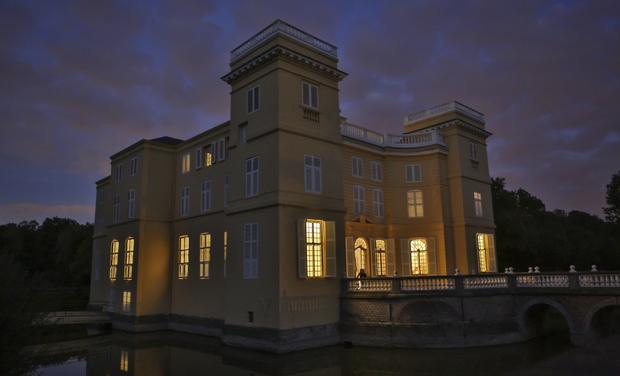 Visueel van project Help de 50ste Dodentocht dwars door het kasteel!