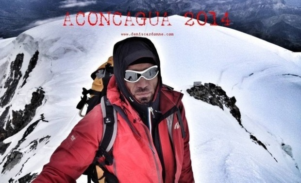 Project visual Aconcagua 2014