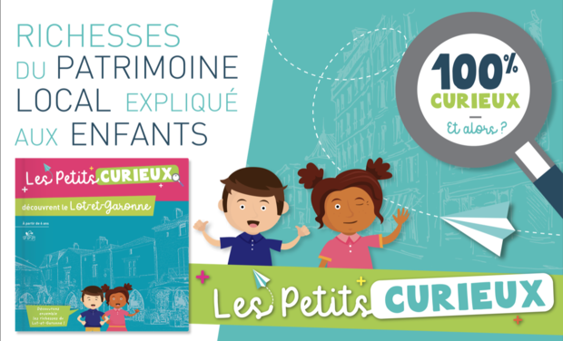 Project visual Les petits curieux