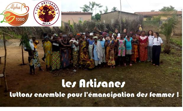 Visuel du projet Les Artisanes : luttons pour l'émancipation des femmes