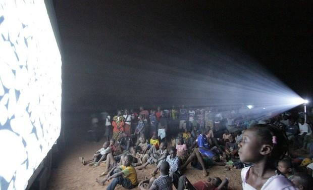 Visueel van project Togo / des films pour protéger l'environnement