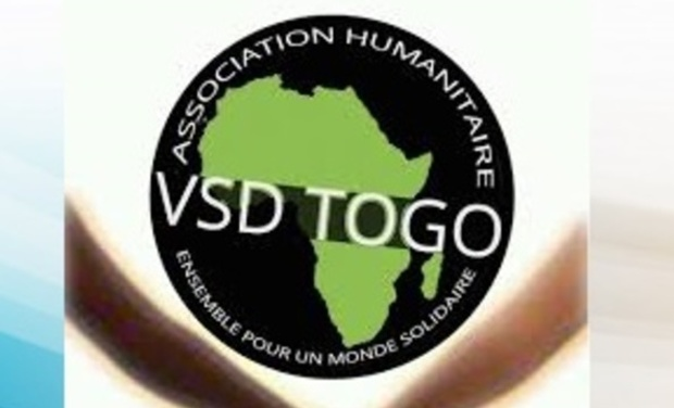 Project visual Noël avec les enfants du Togo