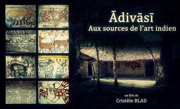 Visuel du projet Ādivāsī, aux sources de l'art indien