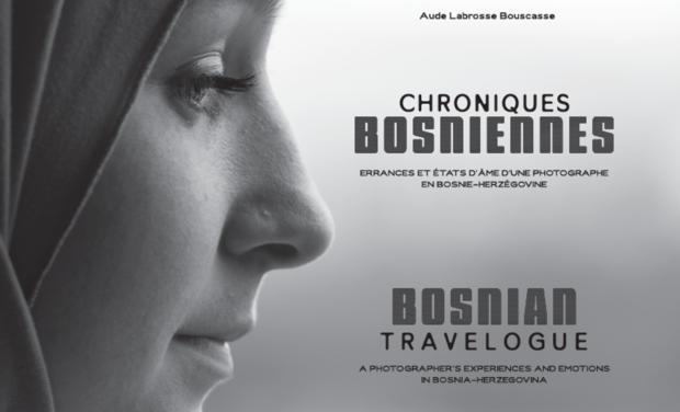 Visuel du projet Livre photo : Chroniques Bosniennes, carnet de voyage d'une photographe