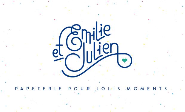 Visueel van project Emilie & Julien