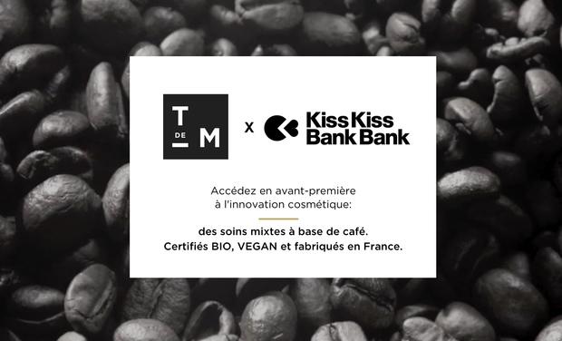Visuel du projet TERRE DE MARS : Maison de cosmétiques naturels au café