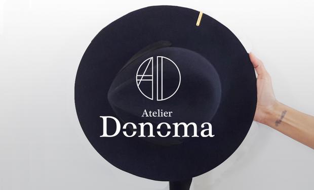 Project visual Atelier Donoma -  Chapellerie française, éthique et responsable