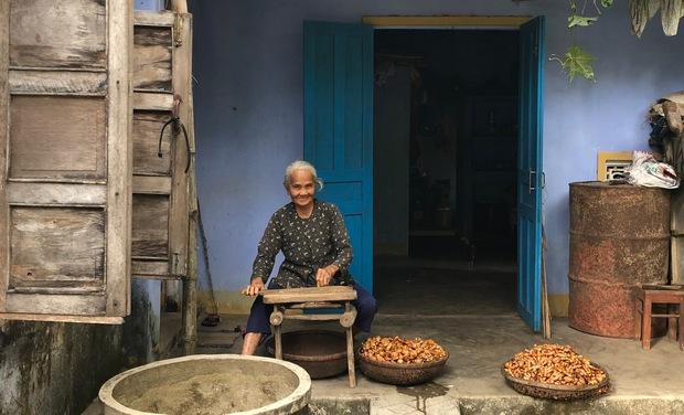 Visuel du projet Soutenir Co Go village- Centre Vietnam-
