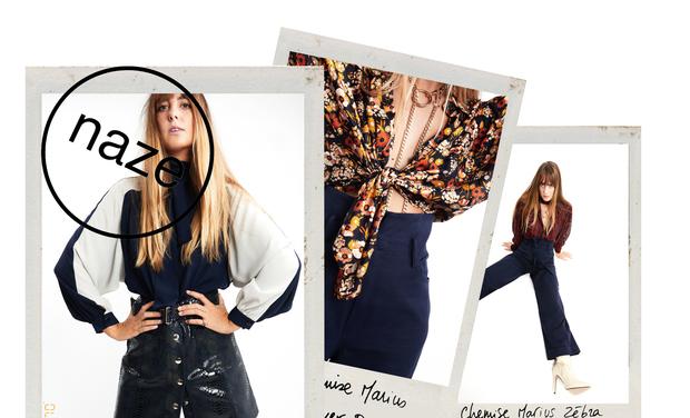 Project visual naze, la marque parisienne qui monte, qui monte !