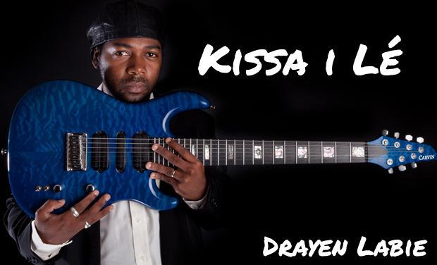 Visuel du projet Drayen Labie - EP Kissa I Lé [jazz rock]