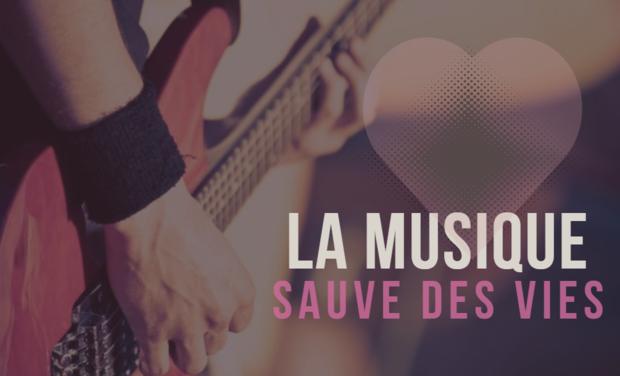 Visuel du projet Heartbeat : la musique sauve des vies !