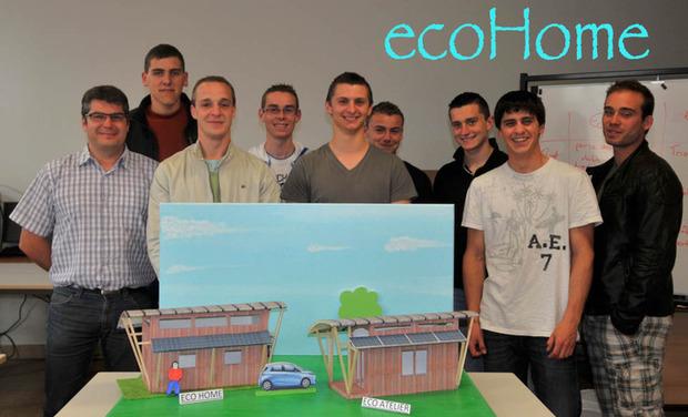 Visueel van project ecoHome