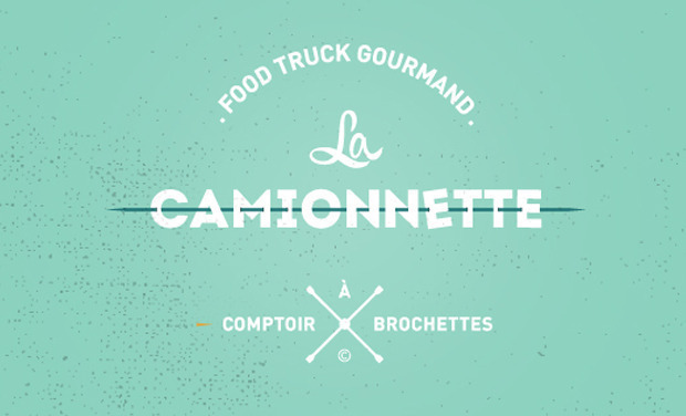 Project visual La Camionnette - comptoir à brochettes
