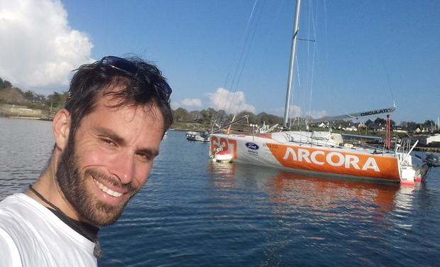 Project visual Attraversa l'Atlantico con Andrea !
