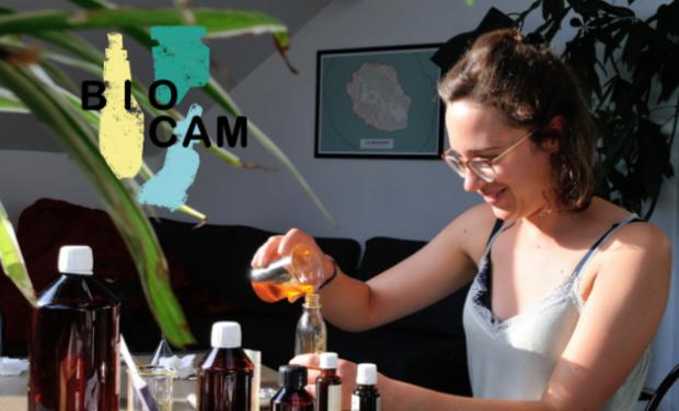 Project visual BIOCAM - Boutique de cosmétiques naturels belges