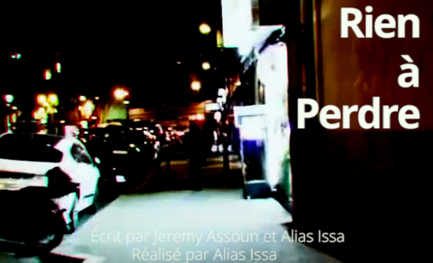 Project visual RIEN A PERDRE (Une comédie musicale rap)