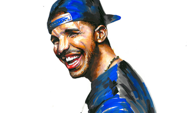 Project visual Dessine moi Drake