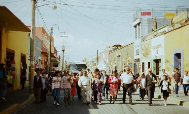 Visuel du projet Documenter des savoir-faire dans le Sud du Mexique