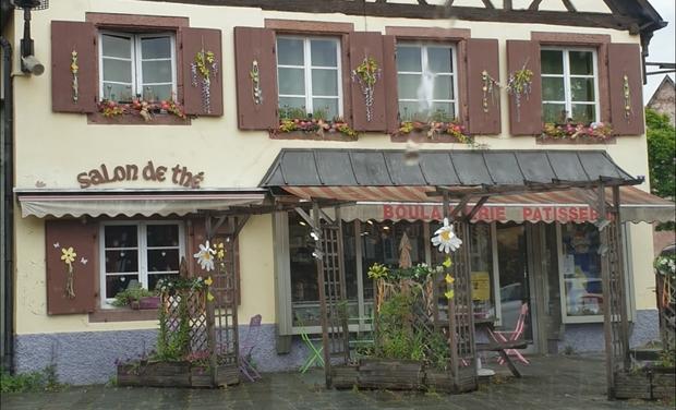 Visuel du projet Celine et Franck, notre boulangerie patisserie alsacienne