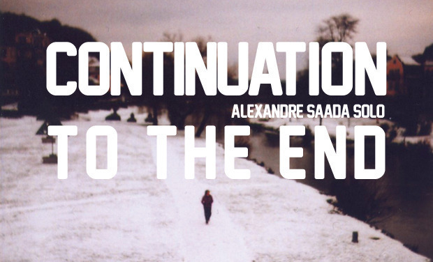 Visuel du projet CONTINUATION TO THE END  nouvel album solo du pianiste Alexandre Saada