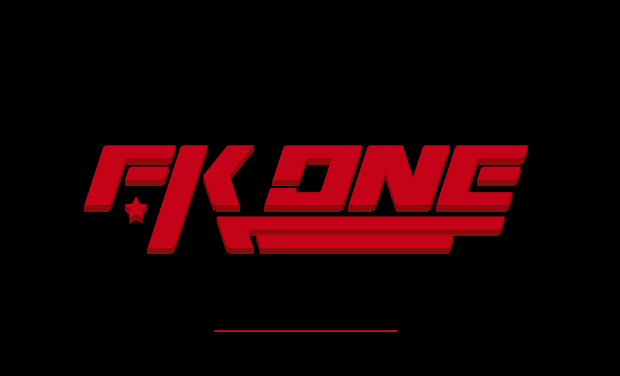 Project visual FK ONE REVIVAL 2020 - SHOW DE BOXE K1
