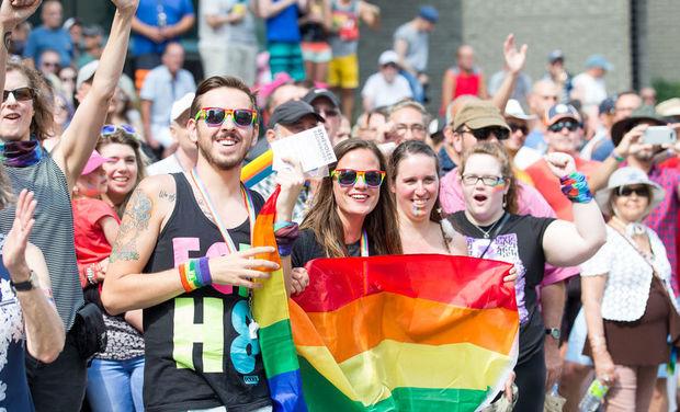 Visueel van project Stonewall et droits LGBT, pourquoi on marche encore 50 ans après?