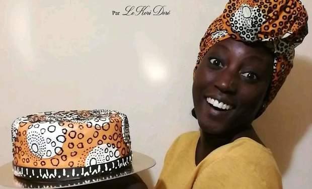 Project visual Création du Concept Store / Afro Lounge Le Kori Doré