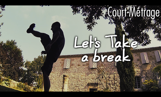 Visuel du projet Court-métrage : Let's Take a break