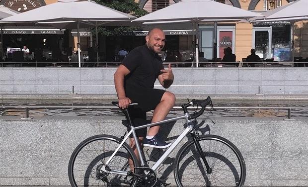 Visueel van project Renton vient vous voir à vélo