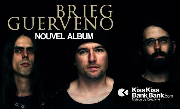 Visuel du projet Nouvel Album Brieg Guerveno