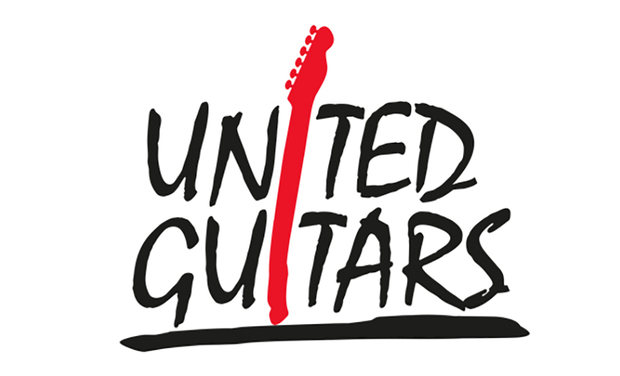 Project visual UNITED GUITARS : un projet collaboratif 100% guitare !