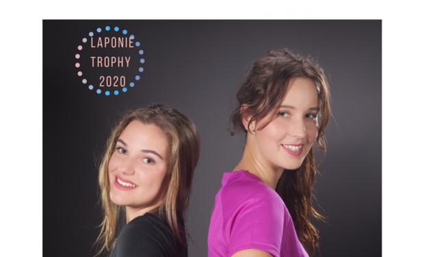 Visuel du projet Laponie Trophy - 1er Raid polaire et solidaire 100% féminin