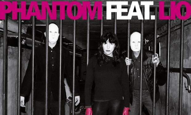 Visuel du projet Première édition vinyle de Phantom feat. LIO