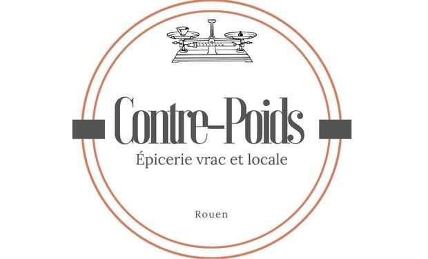 Visueel van project Contre-Poids l'épicerie éco-responsable