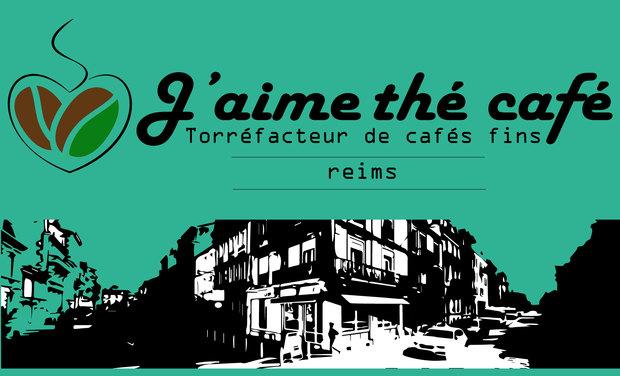 Visuel du projet J'aime Thé Café - Torréfaction de cafés fins à REIMS